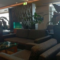 Photo taken at Air New Zealand Koru Lounge by Alexander L. on 9/20/2012