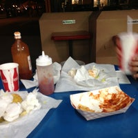 Photo taken at LA Buns & Co. by David P. on 7/1/2013