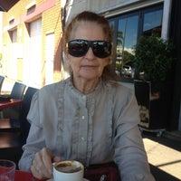 Photo taken at Metro Cafe by Ian K. on 4/17/2013