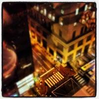 Photo taken at Philadelphia Marriott Downtown by Patrick S. on 9/20/2012