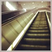 Photo taken at University Street LINK Station by Jonathan I. on 2/23/2013