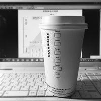 Photo taken at Starbucks Coffee つくば店 by Ryo N. on 1/21/2015