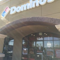 Photo taken at Domino's Pizza by Takahiro M. on 6/4/2014