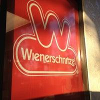 Photo taken at Wienerschnitzel by Brian W. on 4/27/2013