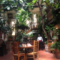 Photo taken at Pancho's Restaurant by Yisha Z. on 3/19/2013