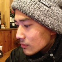 Photo taken at コロッケの店 ちょっと屋 by Yoshi Y. on 1/4/2013
