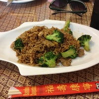 Photo taken at Thai House by Justin R. on 7/14/2013