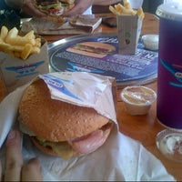 Photo taken at BurgerFuel by Anthony S. on 3/16/2013