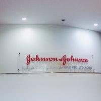 Photo taken at Johnson & Johnson by Jaila S. on 5/26/2016