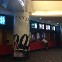 Photo taken at Stars Cinema by Amna X. on 11/4/2012