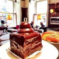 Photo taken at Café Diglas by Johann D. on 10/22/2014
