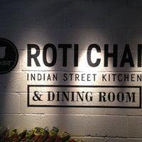 Photo taken at Roti Chai by Steven W. on 4/22/2013