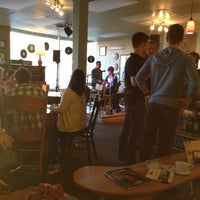 Photo taken at Quincy's Cafe & Espresso by Manda H. on 4/5/2013