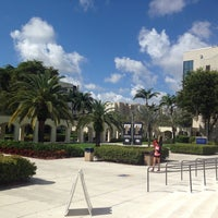 Photo taken at FIU - University Park Campus by Jeff N. on 9/29/2014