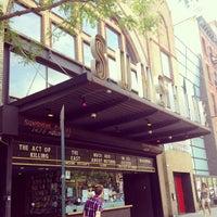 Photo taken at Landmark's Sunshine Cinema by Jane Lilly W. on 7/20/2013