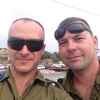 """Photo taken at בא""""פ לכיש by Serjo P. on 11/17/2013"""