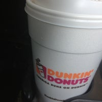 Photo taken at Dunkin Donuts by Rachel L. on 8/6/2013