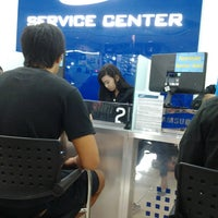 Photo taken at Samsung Service Center by Reni A. on 4/7/2013