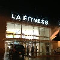 Photo taken at LA Fitness by Bryan N. P. on 12/18/2012