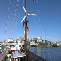 Photo taken at Harbor Island Marina by C-Stars M. on 8/14/2013