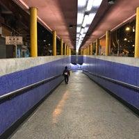 Photo taken at MTR Shau Kei Wan Station by Christine F. on 11/27/2016