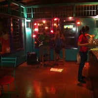 Photo taken at Café Milagro in Manuel Antonio by Jeff F. on 5/5/2013
