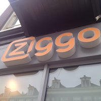 Photo taken at Ziggo winkel Amsterdam Ferdinand Bolstraat by Willem W. on 6/2/2015