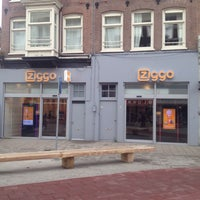 Photo taken at Ziggo winkel Amsterdam Ferdinand Bolstraat by Willem W. on 5/19/2015