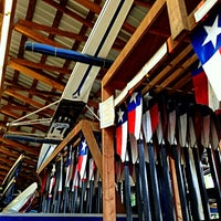 Photo taken at Texas Rowing Center by Joseph V. on 6/24/2013