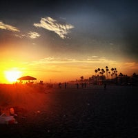 Photo taken at Huntington State Beach by Daniele G. on 7/27/2013
