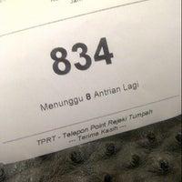 Photo taken at Plasa Telkom Jakarta Timur by Renike Widya on 9/19/2012