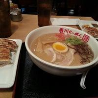 Photo taken at Terakawa Ramen by Sammy N. on 3/10/2013