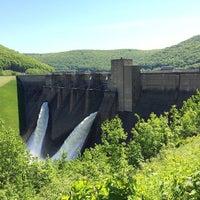 Photo taken at Kinzua Dam by visitPA on 6/12/2014