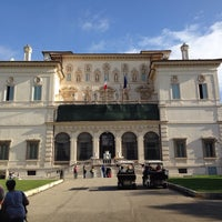 Photo taken at Galleria Borghese by Marco V. on 10/17/2014