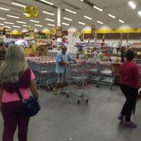Photo taken at Supermercado Jacomar by Fábio M. on 9/17/2016