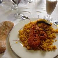 Photo taken at Restaurante Casa Clemencia by Shahril N. on 3/23/2014