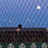 Photo taken at Foley Field by Kim C. on 3/26/2013