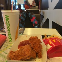 Photo taken at McDonald's by Fatin H. on 11/24/2016