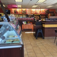Photo taken at Dunkin Donuts by Stephen A on 11/9/2014