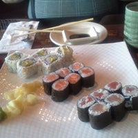 Photo taken at Wokano Japanese Steakhouse by Anna M. on 6/28/2014
