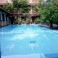 Photo taken at Hotel Pakumas by VN on 11/17/2013