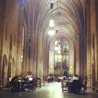 Photo taken at Cathedral of Learning by Joanna Y. on 11/2/2012