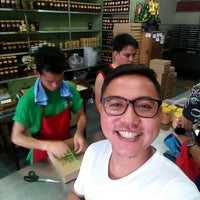 Photo taken at Aling Kika's Food Products by Dessy on 11/30/2016