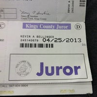 Photo taken at Jury Duty Assembly Room by Kevin B. on 4/25/2013