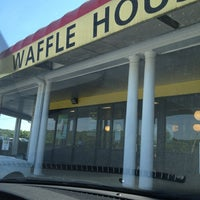 Photo taken at Waffle House by Joy R. on 5/26/2013