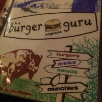 Photo taken at The Burger Guru by Miwa N. on 7/20/2014