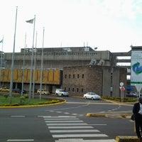 Photo taken at Jomo Kenyatta International Airport (NBO) by Victor L. on 1/4/2013