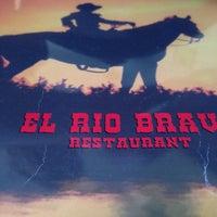 Photo taken at El Rio Bravo by David V. on 7/10/2013