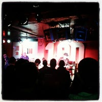 Photo taken at 100 Club by Nuno F. on 9/27/2012