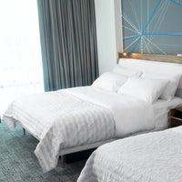 Photo taken at Le Méridien Atlanta Perimeter Hotel by HotelPORT on 8/5/2013